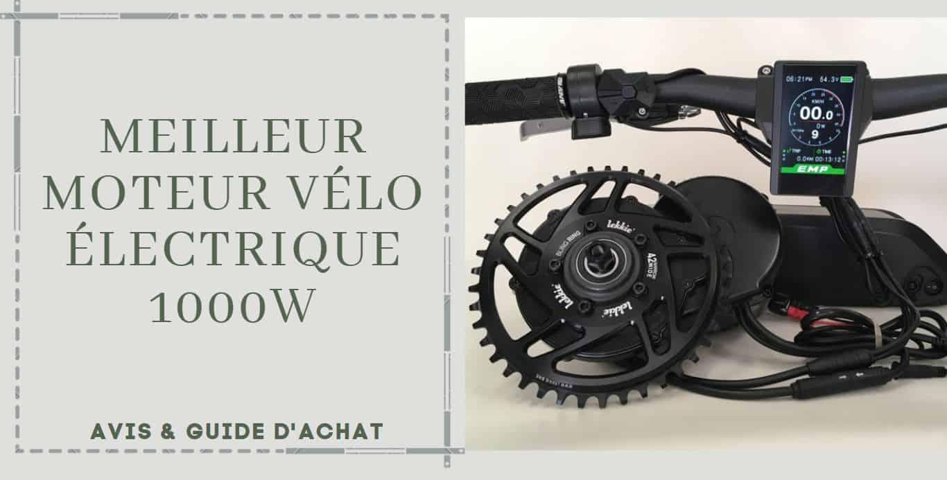 moteur velo electrique 1000w